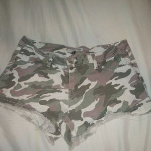 YMI Shorts - Shorts